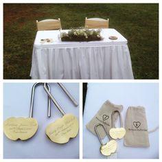 Padlock ceremony