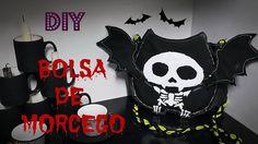 DIY: BOLSA DE MORCEGO | BAT BAG GOTHIC