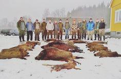 Parade fra helgens jakt #huntingsweden #norgesjegere #jaktforlivet #norgesjakt #jakt #jeger #norge #jagd #magasinet #jaktdepoet #viking #alltidpåjakt #scandinavianhunter #jaktkunskap #hunting #vildsvin #rådyrjakt #friluft #friluftsliv #nordiskjakt #jaktnorge #jaktbilder #huntingforlife #letmenbemen #leadslingers #villsvin #wildboar #jaktbilder #boarhunting #sverige #sweden by lead_slingers