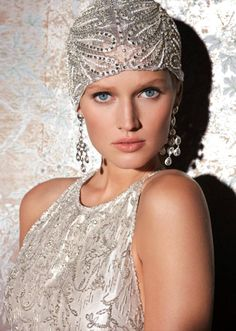 Toni Garrn for Ralph Lauren Collection Spring 2012 Fashion Design Inspiration, Ralp Lauren, Toni Garrn, Elegantes Outfit, Gatsby Style, Gatsby Girl, 1920 Style, Ralph Lauren Collection, Mode Vintage