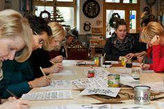 Kalligráfia workshop szervezésünkben