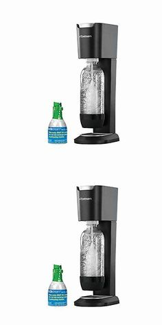 Soda Stream Kitchen Aid Beverage Maker Seltzer INTERNATIONAL SHIPPING Any Color
