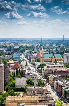 Panorama #Lodz
