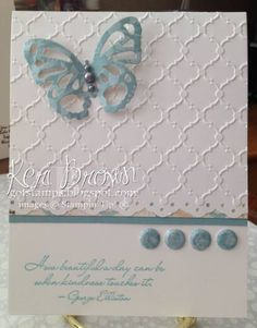 Beautiful Day by stampinupconsultan - Cards and Paper Crafts at Splitcoaststampers