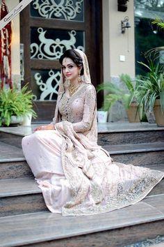 Latest Pakistani Designer Bridal Wedding Dresses 2017-2018   BestStylo.com
