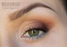 How to look younger in 15 minutes? :) Delicate autumn makeup