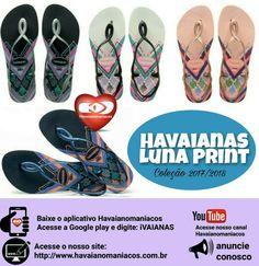 Modelos Havaianas Luna Print 2017/2018  Seuslooks da modaficarão mais lindos e confortáveis nessesmodelos de sandálias.  SAIBA MAIS E VEJA MAIS FOTOS ACESSANDO NOSSO SITE Basta clicar no link na descrição do nosso perfil e acessar nosso blog.   #havaianas #havaiana #havaina #chinelodededo #flipflop #flipflops #havaianasmania #havaianomaniacos #amohavaianas #chinelos #havaianasday #ilovehavaianas #apaixonadosporhavaianas #pés #feet #chinelo  #lookcomhavaianas #lookhavaianas #lookdodia…