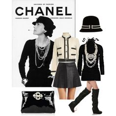 Youth and Icons, created by jchic on Polyvore