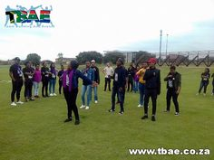 North West University Leadership Outcome Based team building event in Vaal Triangle, facilitated and coordinated by TBAE Team Building and Events North West University, Team Building Events, Leadership, Triangle, Soccer, Base, Futbol, European Football, European Soccer