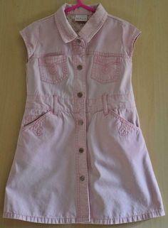 Girls YD Primark Burgundy Red Adjustable Waist Turn Up Cord Shorts Age 2-3 Years