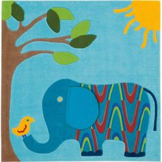 Luxurious rugs for childens bedrooms and nurseries. Add colour, warmth and cosiness to your child's room with our extensive selection of gorgeous childrens rugs