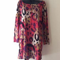 DVF dress in Size 8 Bought on Poshmark and selling because its too small for me. Selling for what I paid. Diane von Furstenberg Dresses Mini