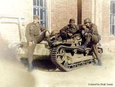 Captured tanks of the Hungarian Army WW2 - Album on Imgur