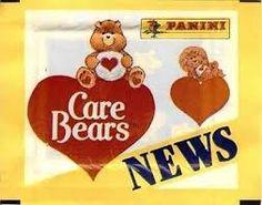 """Résultat de recherche d'images pour """"album care bears stickers 1987"""""""