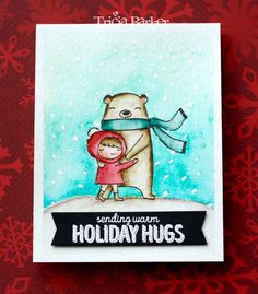 Diary of an Inky Girl…: WPlus 9 Holiday Hugs