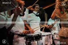 percussions Live Music, Wedding Ceremony, Entertaining, Weddings, Fictional Characters, Drums, Mariage, Wedding, Hilarious