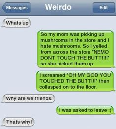 Funny Texts Messages Finding Nemo Super Ideas Funny Texts Messages Finding Nemo Super Ideas,Chats jokes memes hilarious pictures texts hilarious can't stop laughing Very Funny Texts, Stupid Texts, Funny Drunk Texts, Funny Text Messages Fails, Text Message Fails, Funny Text Memes, Text Jokes, Funny Texts Crush, Really Funny Memes