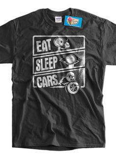 Eat Sleep Cars T-Shirt Mechanic Car Buff Gifts for Guys Gifts for Dad Screen Printed T-Shirt Tee Shirt T Shirt Mens Ladies Womens Youth Kids on Etsy, $14.99