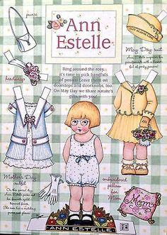 Mary-Engelbreit-Mag-Paper-Doll-ANN-ESTELLE-April-May-1998-Uncut