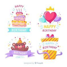 Happy Birthday Art, Birthday Party Design, Happy Birthday Template, Happy Birthday Wishes Cards, Birthday Clipart, Happy Birthday Pictures, Birthday Invitation Templates, Handmade Birthday Cards, Birthday Greeting Cards