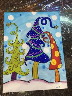 Who 46 New Ideas New Christmas Games, Christmas Cave, Grinch Christmas Tree, Christmas Tree Painting, Christmas Crafts, Christmas Goodies, Christmas Decorations, Christmas Ornaments, 1st Birthday Party Games