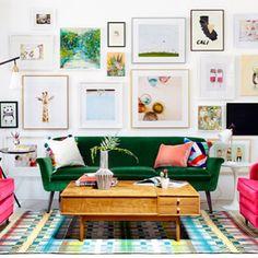 Apartment Interior Design, Decor Interior Design, Interior Decorating, Room Interior, Apartment Ideas, Furniture Design, Colorful Interior Design, Interior Painting, Furniture Logo