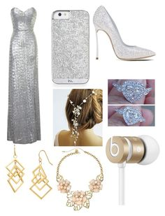 """""""Sparkle set"""" by md-suhaimi-mohd ❤ liked on Polyvore"""