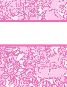 My Cute Binder Covers | School (ew) | Pinterest | Binder cover ...