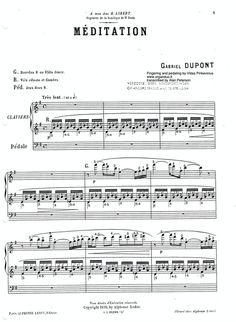 PDF score. Basic level. 5 pages. Gabriel, Organ Music, Dupont, G Major, Level 5, Sheet Music, Pdf, Archangel Gabriel, Music Sheets