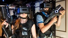 We tried Ghostbusters: Dimension, the world's most immersive VR experience