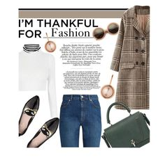 """""""I'm Thankful for... #1"""" by alexa-anita2010 ❤ liked on Polyvore featuring Alexander McQueen, Kate Spade, Dyrberg/Kern, Wildfox, Carven and imthankfulfor"""