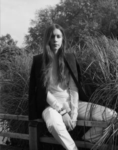 And the coolest of the coolest; Danielle Haim.