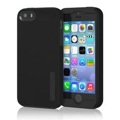 Incipio-Dualpro-for-apple-iphone-5-5s-New-Hard-case-cover-skin-All-colors