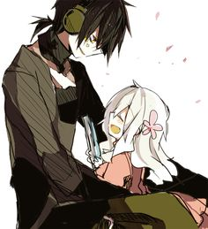 """""""Will you tell me a story?"""" """"Once upon a time I killed all your friends"""" Do we forget this about Kuroha sometimes?"""
