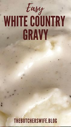 Notes Homemade Gravy Recipe, Homemade Sausage Gravy, Best Biscuits And Gravy, Gravy From Scratch, Creamy Dill Sauce, Breaded Pork Chops, Griddle Recipes, Chicken Fried Steak, How To Cook Sausage