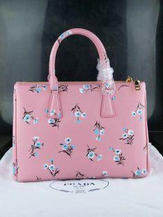 b680505c6f90 Mingdu Prada 2274 Flower Printed Saffiano Leather Handbag in  Pink_Prada_Fashion Handbag_category_desigbrand - Powered by ECShop