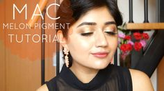 MAC Melon Pigment Tutorial | corallista