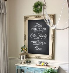 Astonishing decoration farmhouse dining room wall decor from my front porch to yours french farmhouse dining Dining Room Storage, Dining Room Design, Dining Rooms, Dining Table, Kitchen Storage, Console Table, Dining Area, French Farmhouse, Farmhouse Decor