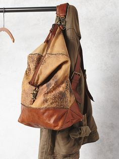 Old Gringo Brawley Backpack at Free People Clothing Boutique