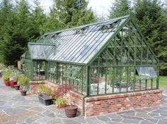 Hartley Victorian Glasshouses - Greenhouses - traditional - greenhouses - Hartley Botanic Inc.