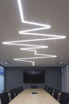 50 Latest False Ceiling Designs With Pictures - Trending In 2020 Office Ceiling Design, Interior Ceiling Design, House Ceiling Design, Home Lighting Design, Ceiling Design Living Room, Bedroom False Ceiling Design, Hotel Room Design, Ceiling Light Design, Interior Lighting