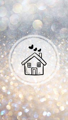Instagram Blog, Instagram Frame, Cute Wallpaper Backgrounds, Cute Wallpapers, Baby Clip Art, Insta Icon, Home Icon, Glitter Background, Instagram Story Template