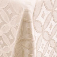 La Tavola Lately Natural - Linen for Bars, Guestbook/Card tables, Placecard table