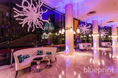 Blueprint Studios partnered with Got Light for the production of the San Francisco Symphony's 2013 Opening Night Gala.