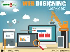 The website designing companies are offering professional, eye-catching and acquainted #WebDesigningServices. Unique creative website designs having interactive User Interface with improved user experience, that stand out well to give you an added advantage over your competitors. See more @ http://bit.ly/2gRVuTP #Website999 #WebDesign