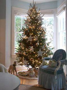 Carrie Rapheal's Christmas tree.