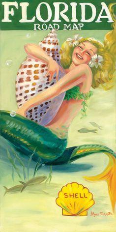 Myra Roberts | Products | Mermaids
