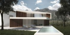 'Haus G' auf monovolume:architektur+design in Bozen, Italien