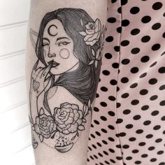 Mulheres Astrais - Tatuadora brasileira Angelika Spinardi