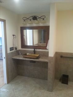 Gallery Website wheelchair accessible sink in master bath faucet cutoffs are in wall box